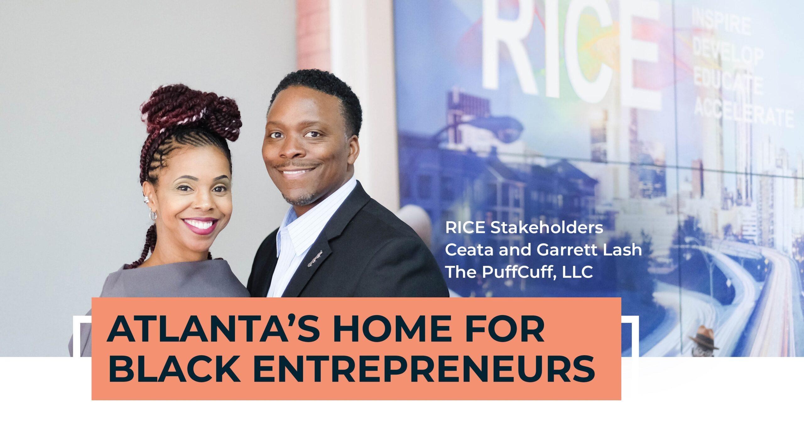 Atlanta Home for Black Entrepreneurs homepage banner
